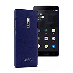 IMAK CowBoy Back Cover for OnePlus Two - Blue