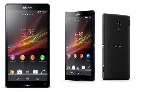 Sony Xperia ZL LTE C6506 Unlocked Android Phone--U.S. Warranty