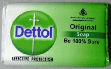 Dettol Soap (Pack of 3)