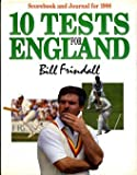 img - for Ten Tests for England book / textbook / text book