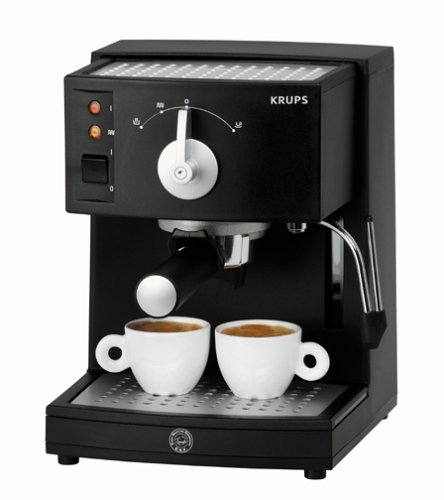 Coffee Maker Latte Reviews : Krups FNC2 Novo 3000 Espresso/Cappuccino/Latte Maker Espresso Machine Reviews