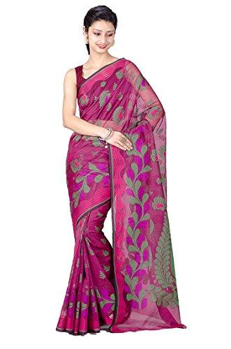 Chandrakala Pure Banarasi Cotton Saree (6577)