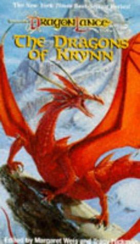 The Dragons of Krynn (Dragonlance Dragons, Vol. 1)