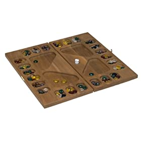 4-Player Mancala Game. Click to buy from Amazon!