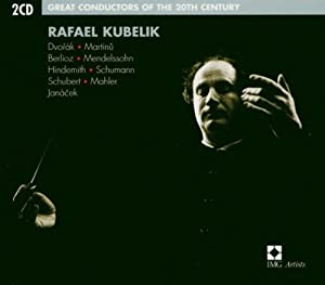 Rafael Kubelik Great Conducto