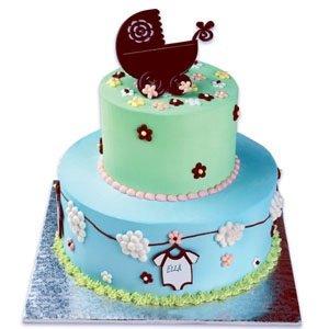 Baby Buggy Cake Kit