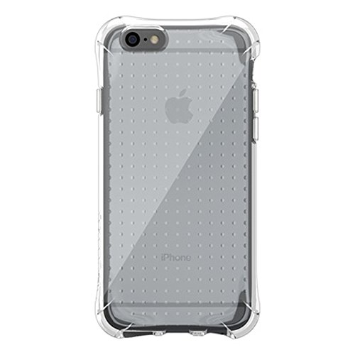 Ballistic, iPhone 6 Plus / 6s Plus Case [Jewel Series] 6ft Drop Test Certified Case Protection [Clear] Reinforced Bumper Cell Phone Case for Apple iPhone 6+ / 6s+ - Clear (Iphone 6 Plus Case Flat Sides compare prices)