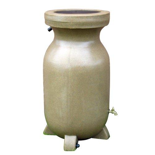 KoolScapes-RBSS-75-75-Gallon-Kyoto-Rain-Barrel-Sandstone-Finish