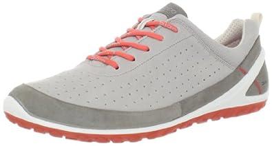 (暴降)爱步ECCO Women's Biom Lite 1.0 Shoe健步轻巧系列真皮运动休闲鞋$89.96