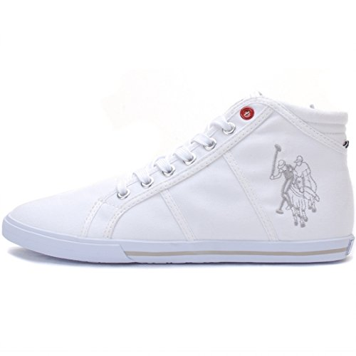 us-polo-fashion-mode-hi-canvas-white-wn-taille-39-blanc