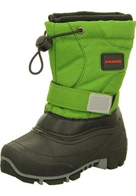Sneakers Snowboots, Kinderschuhe - Größe 24