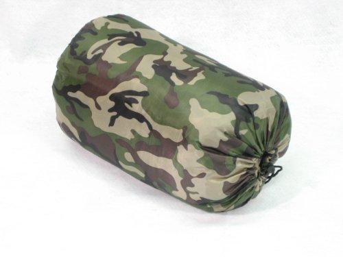 Camp Bedding Mummy Sleeping Bag Usa Camo 20 Degrees