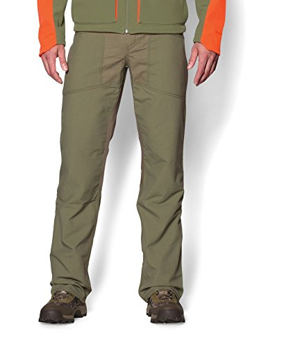 Under Armour Men's Prey Brush Pants, Bayou, 34/32 (Briar Proof Pants compare prices)