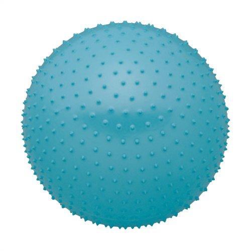 イグニオ(IGNIO) マッサージボール サイズ/55cm:アクアブルー (MASSAGE BALL AQUA)
