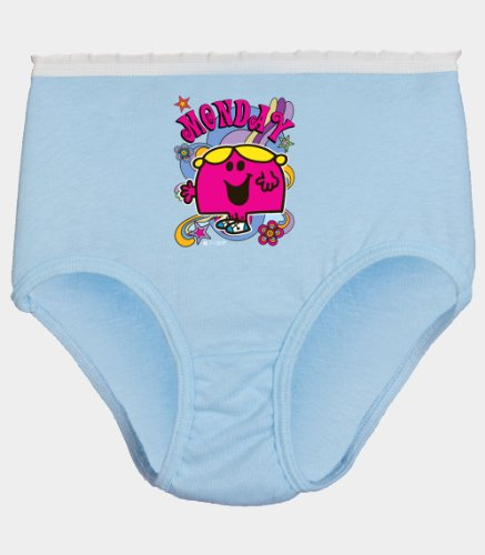 Fruit of the Loom Girls' 7pk Little Miss Days of the Week Brief