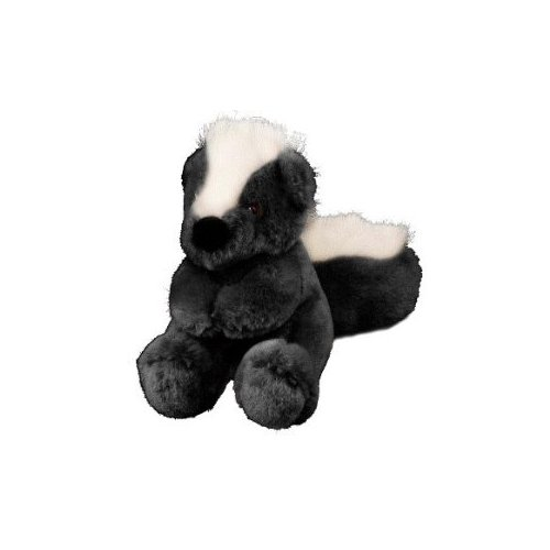 Love Stinks Skunk w/ Sound Chip 5in Plush Toy - 1