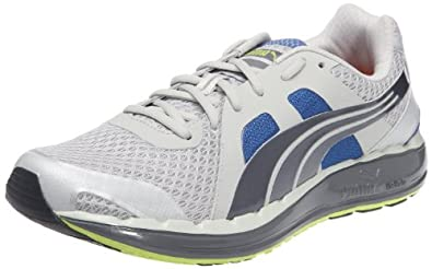 Puma Faas 550 Mens Running sneakers / Shoes - Grey & Blue - SIZE US 7