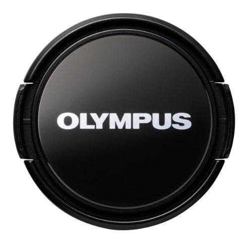 OLYMPUS レンズキャップ ミラーレス一眼 PEN用  LC-37DC ブラック LC-37PR BLK