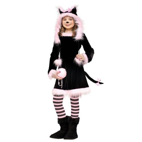 Pretty Kitty Cat Kids Costume