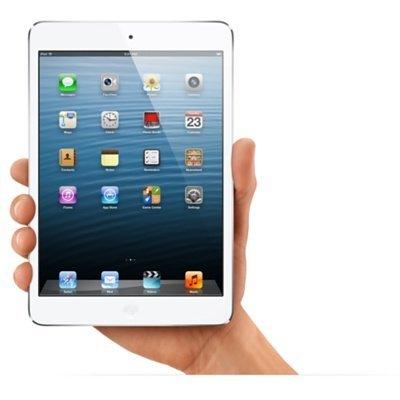 Apple iPad Mini 64Gb Wi-Fi + 4G LTE Cellular (Factory Unlocked) - White (Ipad Mini Wi Fi Cellular compare prices)