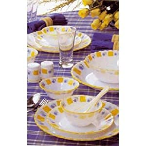Laopala Melody 35 Pcs Dinner Set