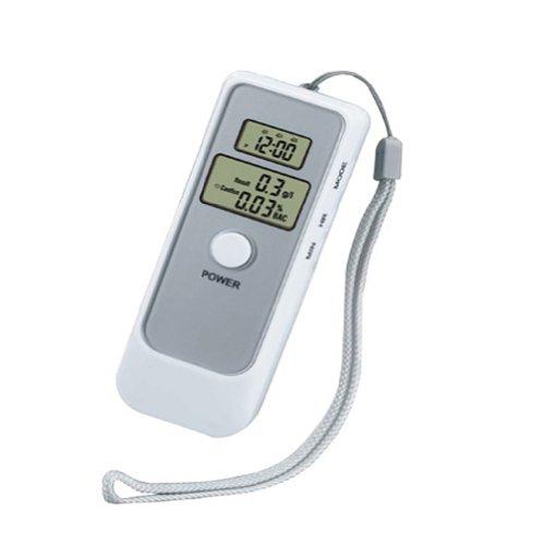 Cheap Hiyadeal Portable Breathalyser Alcohol Tester Breath Analyzer (H99)