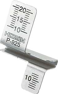 ホーザン 合格ゲージ P-925
