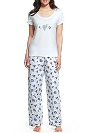 Per Una Floral Pyjamas [T37-6380-S]