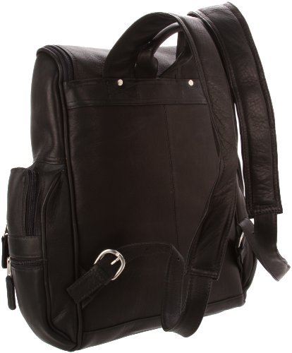 Latico Explorer Laptop 0100 Backpack,Black,One Size