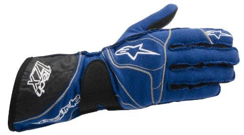 alpinestars(アルパインスターズ) TECH 1-ZX GLOVES BLUE XL 3550112-70-XL