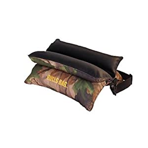 BULLS BAG #16024-Bench Tree Camo Tuff-Tec 15 Shooting Rest (Unfilled) by Uncle Buds