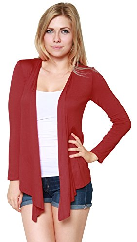 free-to-live-women-s-light-weight-open-front-cardigan-sweater-made-in-usa-large-burgundy-