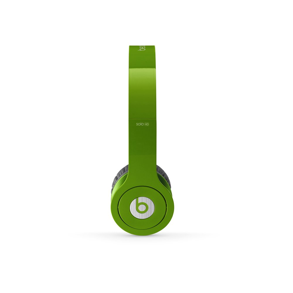 Beats Solo HD On Ear Headphone Green Discontinued by