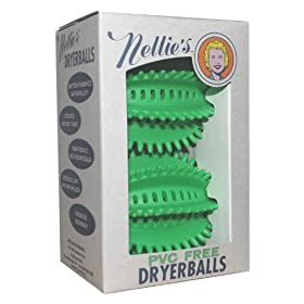 Nellie's PVC Free Dryer balls