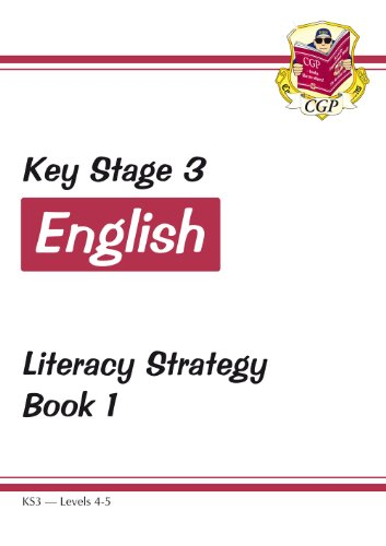 KS3 English Literacy Strategy - Book 1, Levels 4-5: Book 1 (Levels 4-5) Pt. 1 & 2 (National Strategy)