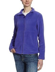 Lafuma Damen Fleecejacke LD TIM ECOL.JK, purple opulence, S, LFV5666