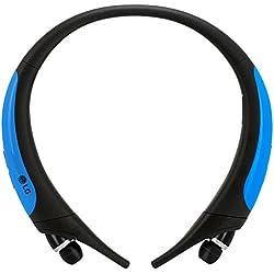 LG Tone Active HBS-850 Bluetooth Sport-InEar-Kopfhörer (mit Mikrofon und Steuerung) Blau