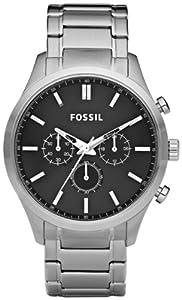 Fossil FS4636 Walter Stainless Steel Watch