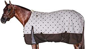 Buy John Deere By Professionals Choice Equine 600D Winter Blanket (Chocolate Brown) by John Deere
