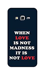 SWAG my CASE Printed Back Cover for Samsung Galaxy Grand 2