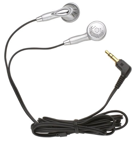 Ear Bud headphone by Hamilton Buhl