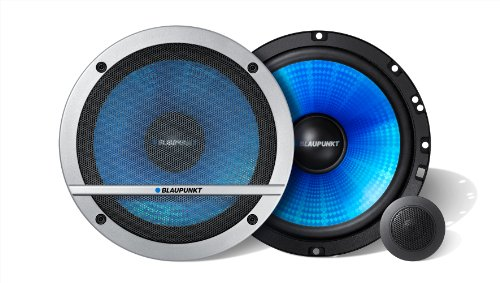Blaupunkt Blue Magic Cx 170 6.5-Inch 260-Watt Component Speaker System