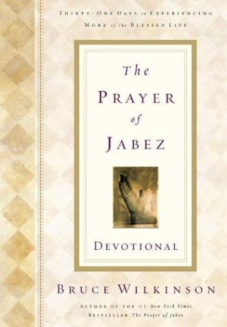 Image for The Prayer of Jabez Devotional