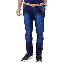 URBAN FAITH Designer Jeans in Blue