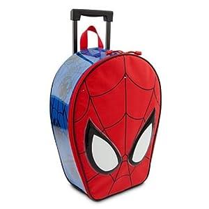 Marvel Spiderman Children Rolling Luggage Bag - By Disney