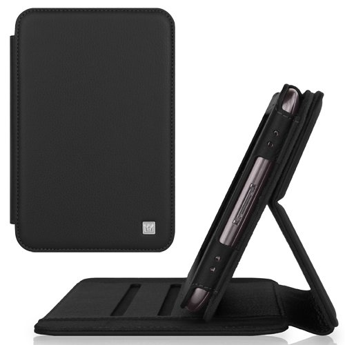 CaseCrown Ridge Standby Case (Black) for Samsung Galaxy Tab 2 7.0 and 7.0 Plus