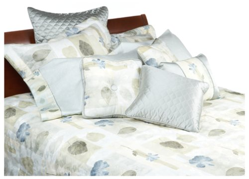 Croscill Spa Leaf Comforter Set