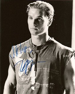 Young Matthew Mcconaughey Signed In-person 8x10 Photograph