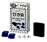 Left Center Right Dice Game - 25th Anniversary Collectors Tin