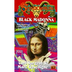 Shadowrun 20: Black Madonna by Carl Sargent and Marc Gascoigne